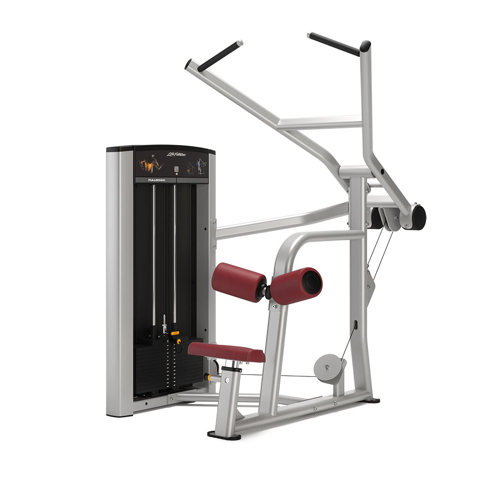 Life-Fitness-Axiom-Series-Lat-Pulldown-Rear-Shroud-Only-(OP-PD)